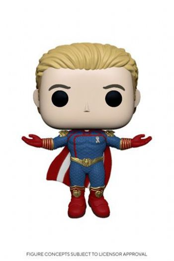 Funko Pop! Vinyl The Boys Homelander Levitating Figure - Pre-order